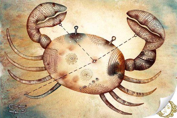Horoscopes Online - Cancer Zodiac Sign and Characteristics