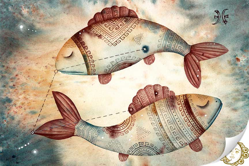 Horoscopes Online - Pisces Zodiac Sign and Characteristics